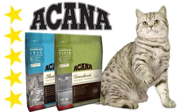 Корм для кошек Акана