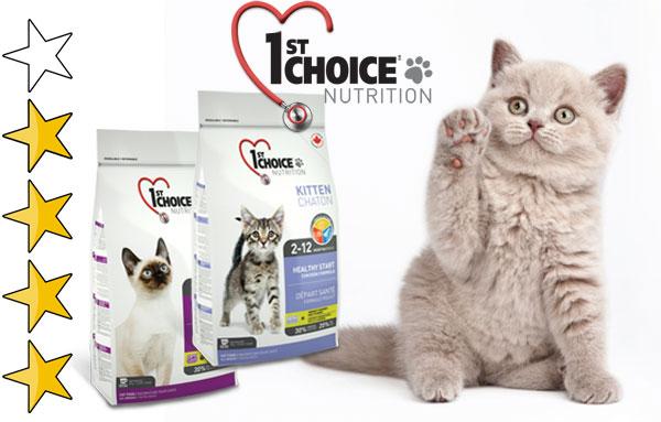 Корма для кошек Фест Чойс