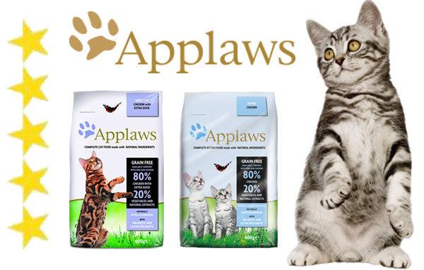 Корм для кошек Аплаус