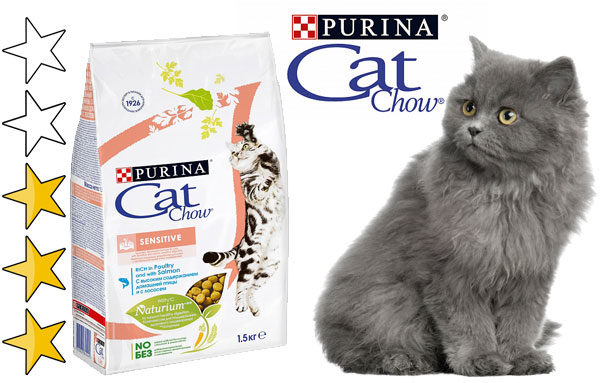 Корм для кошек Кэт Чау
